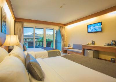 Deluxe Twin - Romantic Resort Khao Yai
