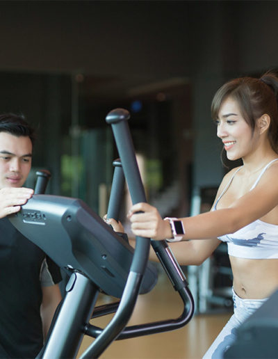 Fitness Center - Romantic Resort Khao Yai