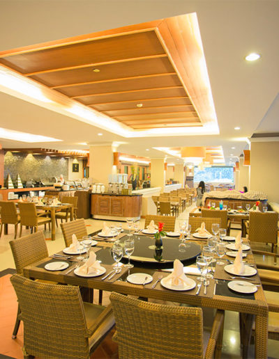 Intranin Restaurant - Romantic Resort Khao Yai
