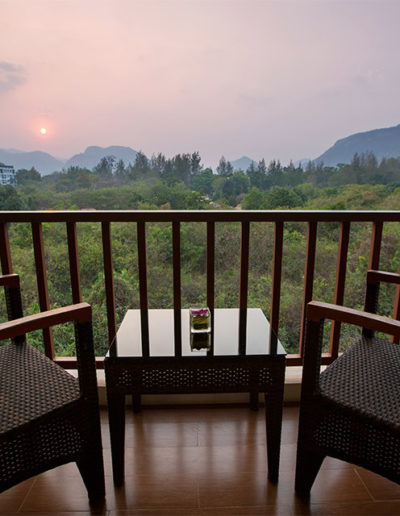 Overview - Romantic Resort Khao Yai