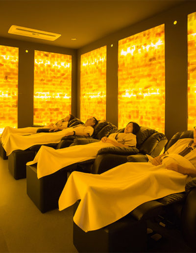 Salt Therapy Room - Romantic Resort Khao Yai